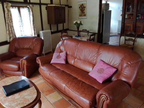 Gite in St michel sous bois - Vacation, holiday rental ad # 30511 Picture #2