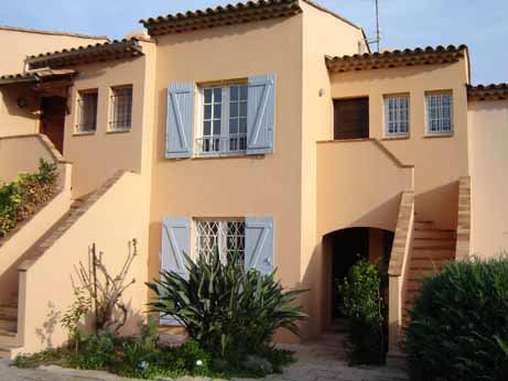 House Golfe Juan - 4 people - holiday home  #30516