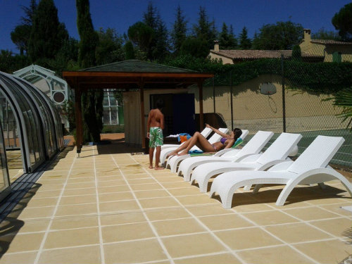 House in Dieulefit - Vacation, holiday rental ad # 30533 Picture #14