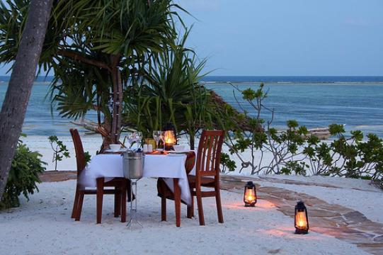Haus Mafia Island - 50 Personen - Ferienwohnung