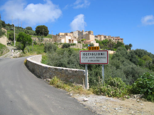Flat Ile Rousse - 4 people - holiday home  #30586