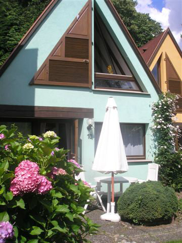 Gite Kaysersberg - 5 personnes - location vacances  n°30591