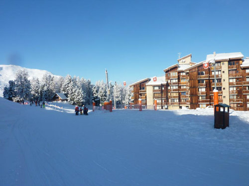 Flat Plagne Villages - 5 people - holiday home  #30602