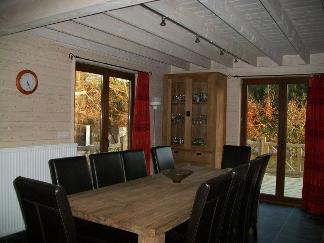 Chalet in Durbuy -Barvaux - Vacation, holiday rental ad # 30633 Picture #4