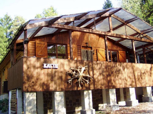 Chalet Barvaux - 8 people - holiday home  #30645