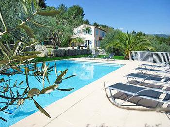 Maison Fayence - 9 personnes - location vacances  n°30683