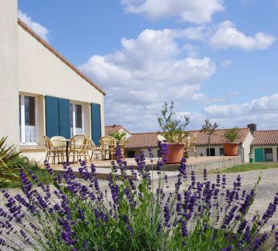 Gite Vouvant - 6 people - holiday home  #30686