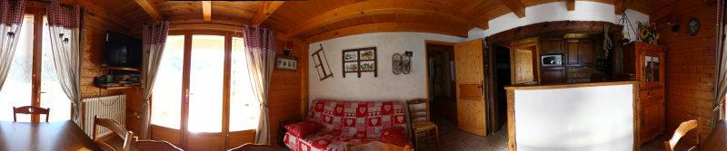 Chalet à Valloire pour  8 •   3 chambres