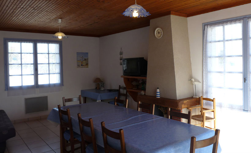 House in Barbatre - Vacation, holiday rental ad # 30721 Picture #1