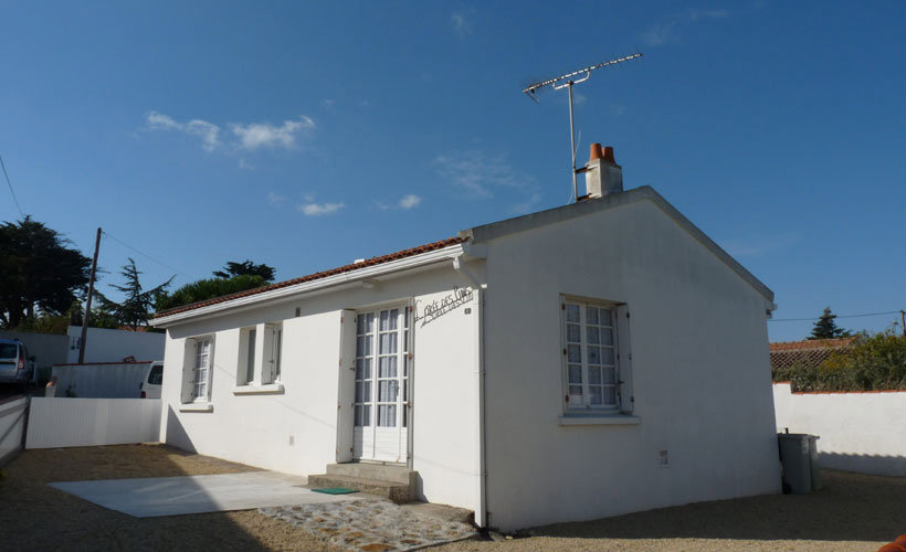 House Barbatre - 6 people - holiday home  #30721