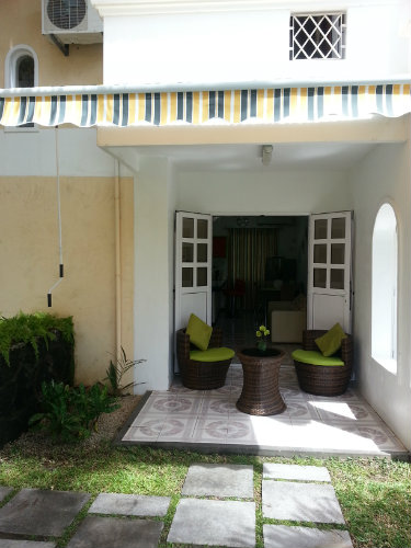 Appartment a louer - A pereybere A Grand Baie, ile Maurice