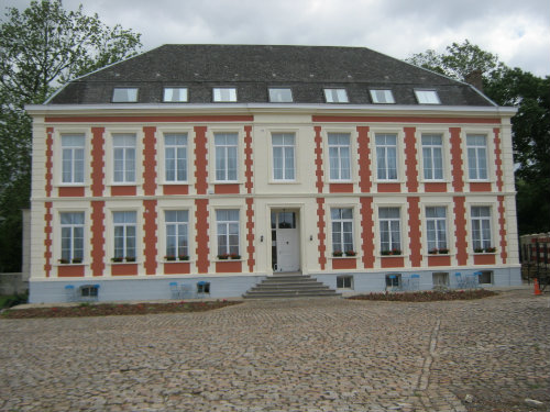 Château Aire-sur-la-lys - 15 personnes - location vacances  n°30742