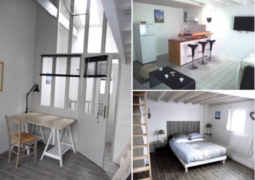 Maison La Rochelle - 6 personnes - location vacances  n°30766