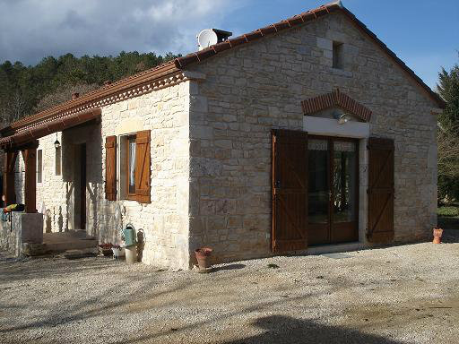 Gite Prayssac - 4 people - holiday home  #30783