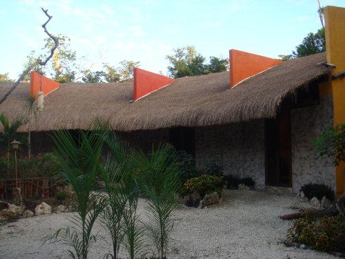 Ferme à Cancun pour  15 •   vue sur lac