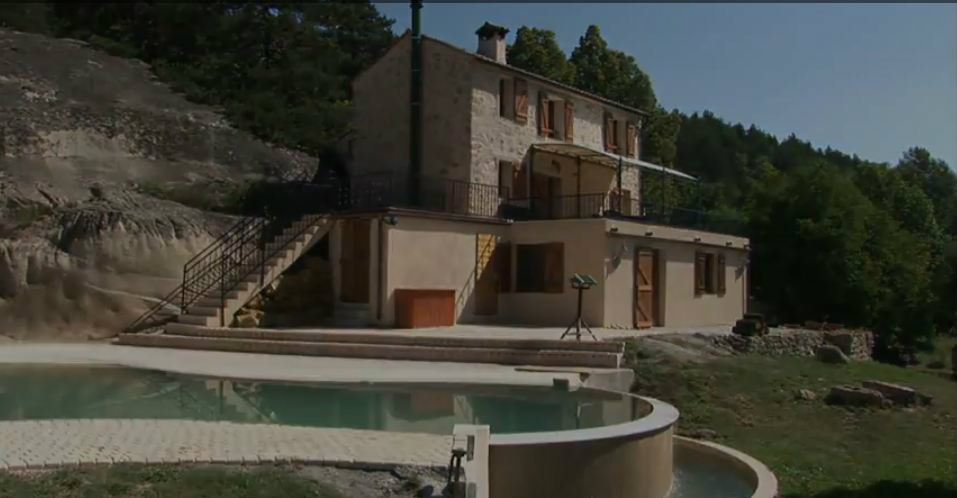 Gite Provence - 7 people - holiday home  #30817
