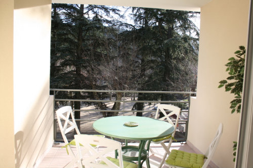 Flat in Vals les bains - Vacation, holiday rental ad # 30838 Picture #2