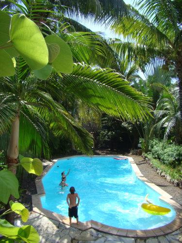Maison Saint Leu - 6 personnes - location vacances  n°30844