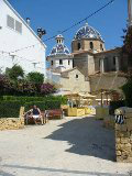 House in Altea  - Vacation, holiday rental ad # 30859 Picture #5