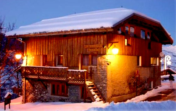 Chalet La Plagne-montalbert - 24 people - holiday home