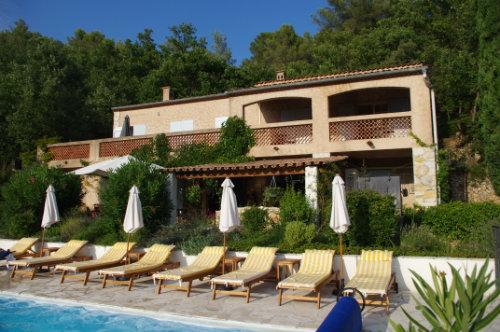 Chambre d'hôtes Salernes - 10 personnes - location vacances  n°30951