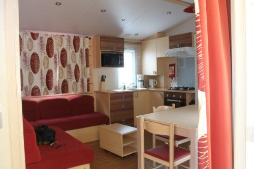 Mobil-home 6 personnes Valras-plage - location vacances  n°30961