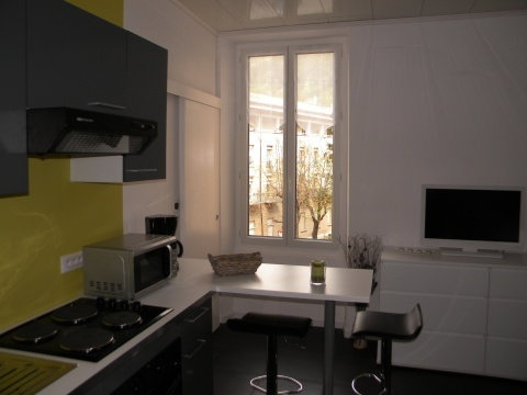Studio in Vals les bains - Vacation, holiday rental ad # 30981 Picture #3