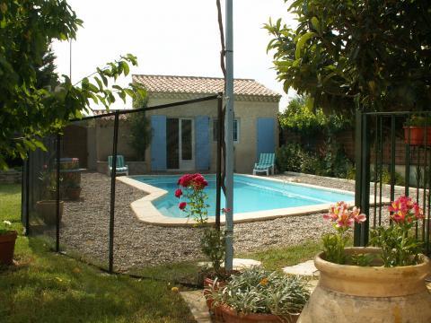 Huis Monteux - 11 personen - Vakantiewoning  no 30997
