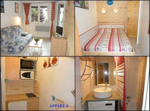 Appartement à Chamonix Mont Blanc à Louer Pour 4 Personnes