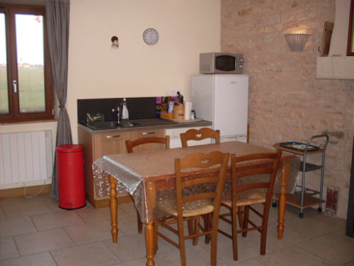 Gite in CHAMPAGNY SOUS UXELLES - Vacation, holiday rental ad # 31059 Picture #2