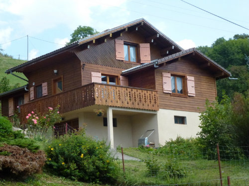 Chalet Mieussy - 8 personnes - location vacances  n°31073