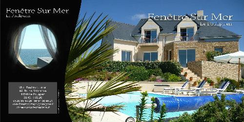 Maison à Le pouliguen pour  10 •   avec piscine privée
