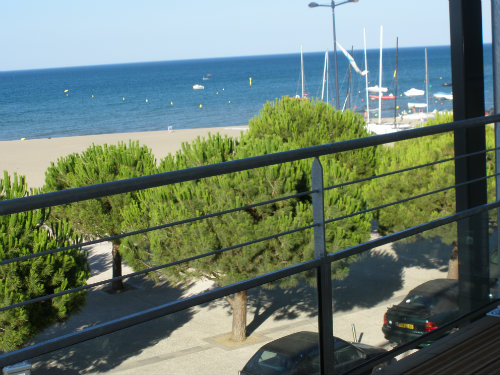Flat in La franqui, leucate - Vacation, holiday rental ad # 31093 Picture #1
