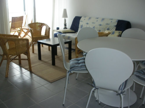 Flat in La franqui, leucate - Vacation, holiday rental ad # 31093 Picture #2