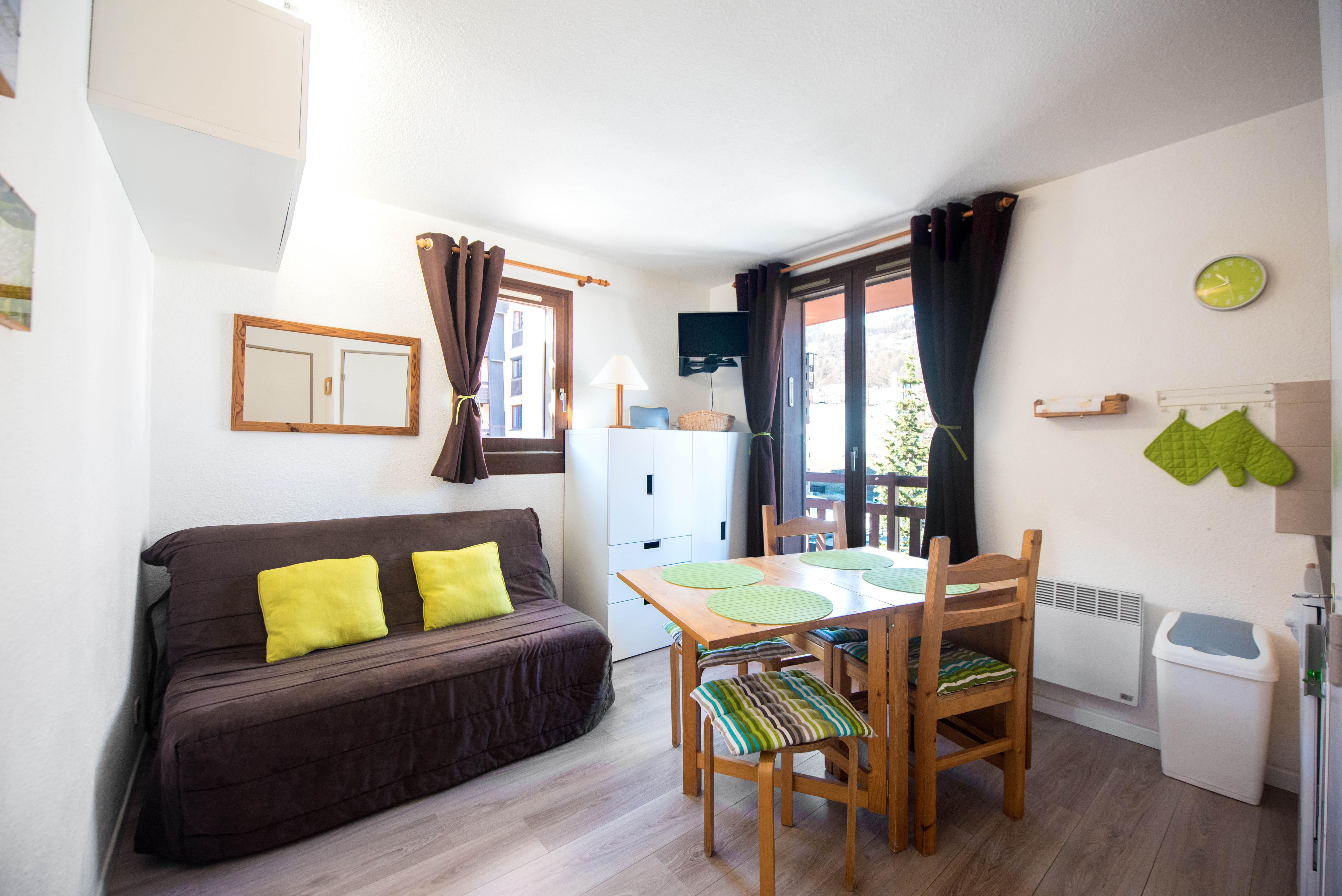 Appartement Risoul 1850 - 6 personnes - location vacances  n°31108