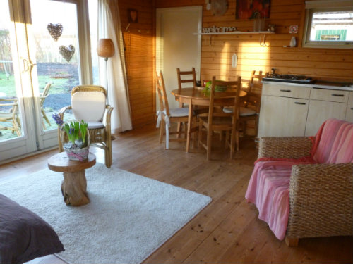 Chalet Driebruggen  - location vacances  n°31113