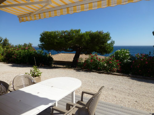 Flat in Carqueiranne - Vacation, holiday rental ad # 31129 Picture #1