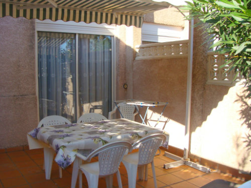 Flat in Saint-Cyprien Plage - Vacation, holiday rental ad # 31168 Picture #0