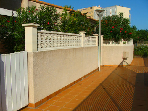 Flat in Saint-Cyprien Plage - Vacation, holiday rental ad # 31171 Picture #11