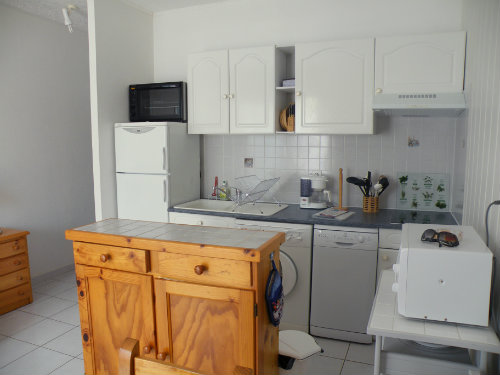 Flat in Saint-Cyprien Plage - Vacation, holiday rental ad # 31171 Picture #7