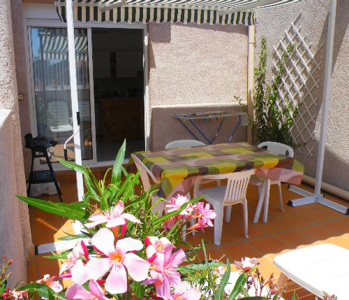 Flat in Saint-Cyprien Plage - Vacation, holiday rental ad # 31171 Picture #0