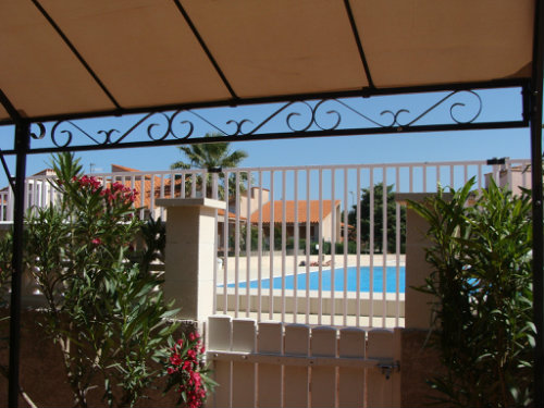 Flat 6 people Saint-cyprien Plage - holiday home  #31172
