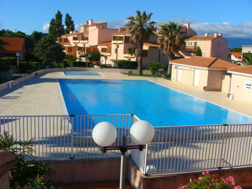 Flat 8 people Saint-cyprien Plage - holiday home  #31176