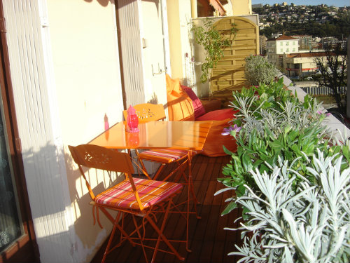 Flat in Nice - Vacation, holiday rental ad # 31187 Picture #11