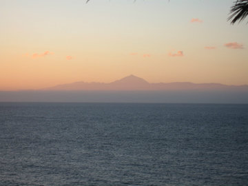 Galdar -    vue sur mer