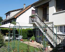 Gite Neussargues Moissac - 4 personnes - location vacances  n°31222