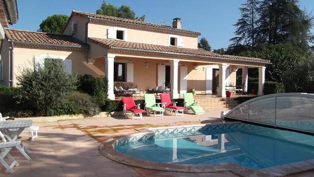 Maison Saint Michel D'euzet - 10 personnes - location vacances  n°31245