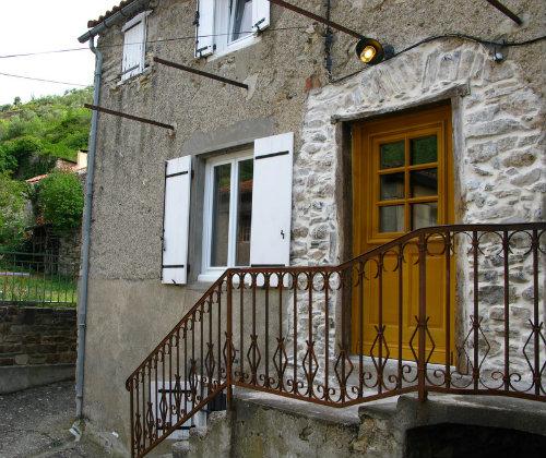 Haus Les Ilhes Cabardes - 2 Personen - Ferienwohnung