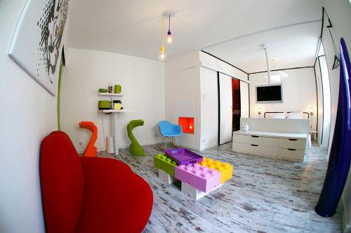 Appartement La Rochelle - 2 Personen - Ferienwohnung N°31247