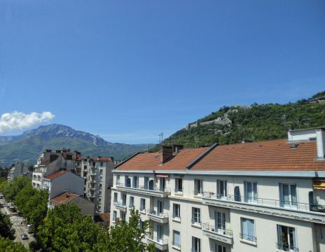 Flat Grenoble - 4 people - holiday home  #31263